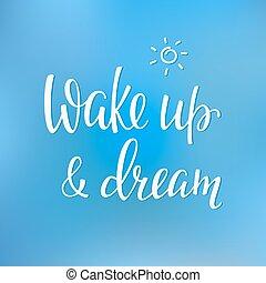 cytuje, motywacja, życie, szczęście, rano