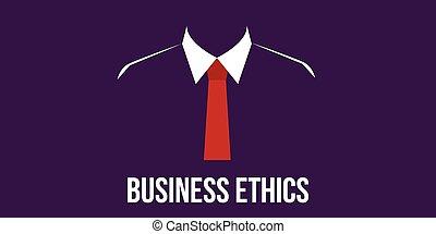 człowiek, etyka, pojęcie, handlowy dostosowują