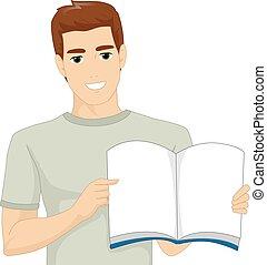 człowiek, storytelling, książka