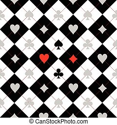 czarnoskóry, deska, tło, garnitur, biały, karta, szachy