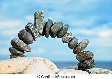 czarnoskóry, kamień figlarny