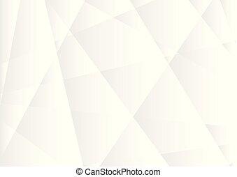 cześć-tech, abstrakcyjny, szary, polygonal, tło, zbiorowy