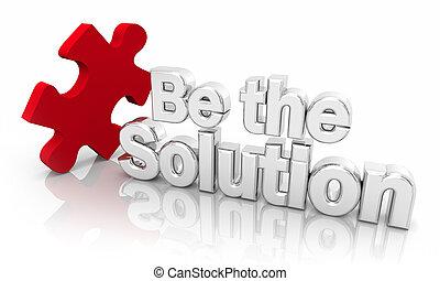 czuć się, solver, zagadka, rozłączenie, ilustracja, słówko, problem, kawał, 3d
