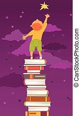 czytanie, ważny