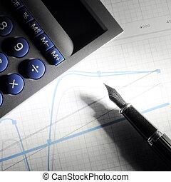 dane, finansowy, analizując