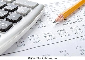 dane, pojęcie, pieniężny robią zakupy, analiza