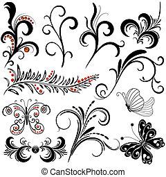 dekoracyjne elementy, projektować
