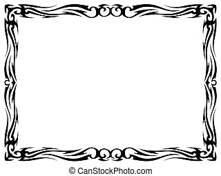 dekoracyjny, capstrzyk, dekoracyjny, prosty, ułożyć, czarnoskóry
