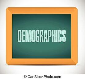deska, znak, demographics