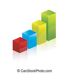 diagram, wykres, wykres