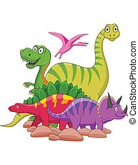 dinozaur, rysunek