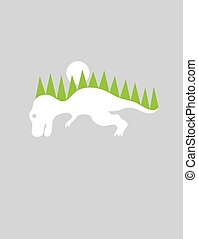 dinozaur, sen, długi