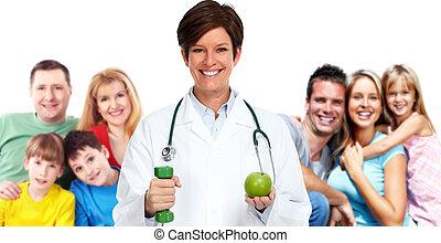doktor., rodzina