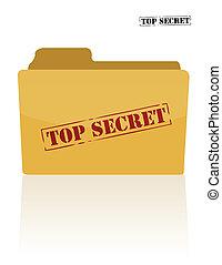 dokument, tajemnica, skoroszyt