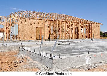 dom, nowy, fundacja