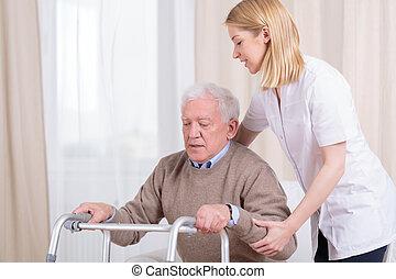 dom, pielęgnacja, rehabilitacja