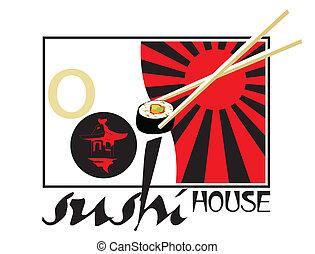 dom, sushi