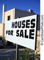 domy, sprzedaż