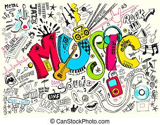 doodle, muzyka