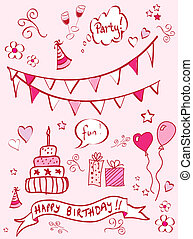 doodles, urodziny