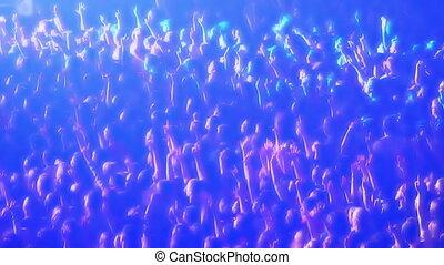 doping, 4, tłum, koncert