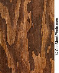 drewniany, brązowy, sklejka, struktura