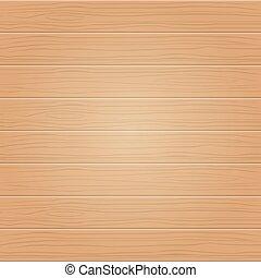 drewniany, próbka, ilustracja, wektor, tło, struktura