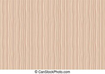 drewniany, seamless, struktura, tło., wektor, ziarno, ilustracja