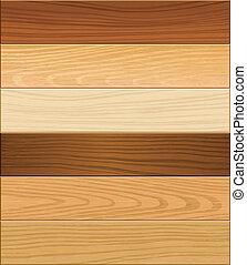 drewniany, tło., seamless, struktura