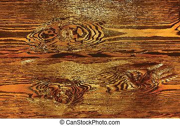 drewniany, tło., wektor, struktura, ilustracja