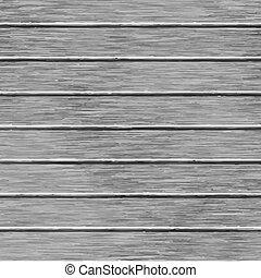drewno, grunge, drewniany, abstrakcyjny, pattern., surface., wektor, deska, tło, texture.