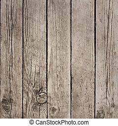 drewno, wektor, deski, struktura, podłoga
