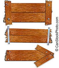 drewno znaczą
