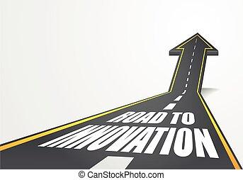 droga, innowacja