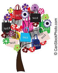 drzewo, sprzedaż