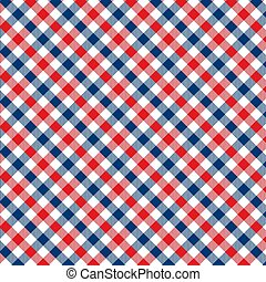 duży parasol, rhombus/squares, pled, próbka, -, struktura, tekstylny, inny, kołdry, czerwony, blue., odzież, ilustracja, stroje, koszule, products., koce, 10, pościel, papier, tablecloths, eps, wektor