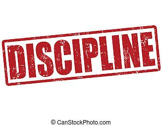 dyscyplina, tłoczyć