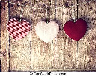 dzień, list miłosny, tło