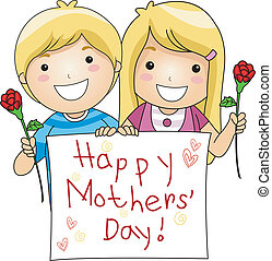 dzień, mothers'