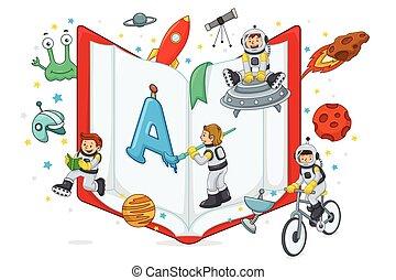 dzieciaki, interpretacja, czytanie