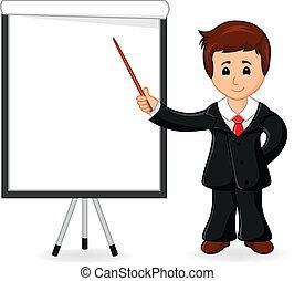 dzierżawa, trening, biznesmen