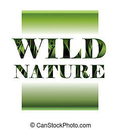 dziki, natura