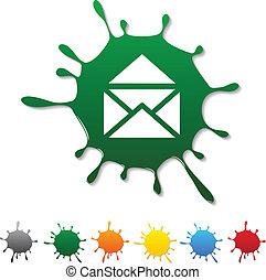 e-poczta, blot.