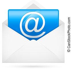 e-poczta, gorący