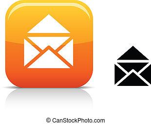 e-poczta, icon.
