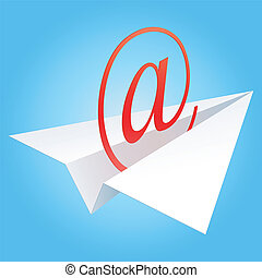 e-poczta, symbol.