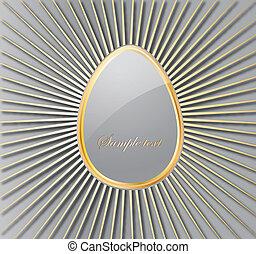 egg., wielkanoc, wektor