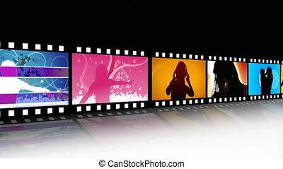 ekranizować pas, rozrywka, film