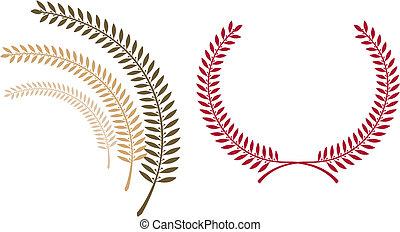 emblemat, szablon