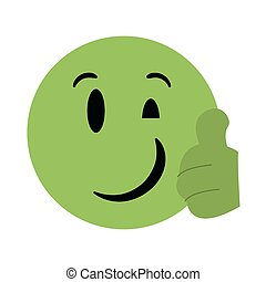 emoticon, pogawędka, emoji